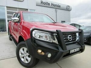 2015 Nissan Navara D23 ST Red 7 Speed Sports Automatic Utility Belconnen Belconnen Area Preview