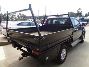 2013 Toyota Hilux KUN26R MY12 HILUX 4X4 SR5 3.0L T DIESEL MANUAL EXTRA CAB 1R61210 001 Ink 5 Speed Melton Melton Area Preview
