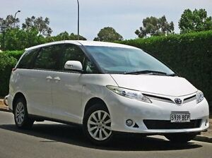 2011 Toyota Tarago ACR50R MY09 GLi White 4 Speed Sports Automatic Wagon Thorngate Prospect Area Preview