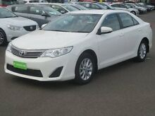 2012 Toyota Camry ASV50R Altise White 6 Speed Sports Automatic Sedan Coolaroo Hume Area Preview