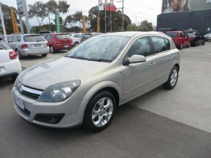 2006 Holden Astra AH MY06 CDX Silver 4 Speed Automatic Hatchback Gardenvale Glen Eira Area Preview