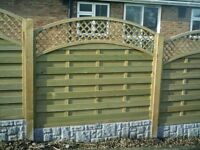 NOTTINGHAM FENCING SERVICE FREE QUOTES REASONABLE RATES PAY FOR JUST LABOUR OR MATERIAL AND LABOUR