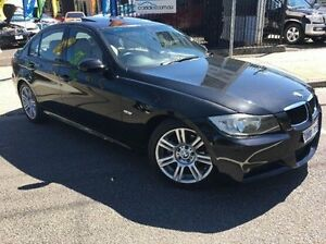 2006 BMW 320i E90 Steptronic Black 6 Speed Automatic Sedan Dandenong Greater Dandenong Preview