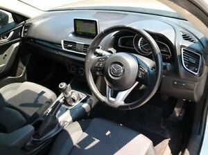 2014 Mazda 3 BM5476 Maxx SKYACTIV-MT White 6 Speed Manual Hatchback Wilson Canning Area Preview