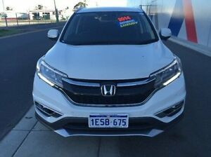 2014 Honda CR-V RM Series II MY16 VTi-S White 5 Speed Sports Automatic Wagon Bunbury Bunbury Area Preview