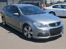 2014 Holden Commodore VF MY14 SS Sportwagon Grey 6 Speed Sports Automatic Wagon Coolaroo Hume Area Preview