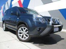 2011 Nissan X-Trail T31 Series IV TI Green 1 Speed Constant Variable Wagon Bunbury 6230 Bunbury Area Preview