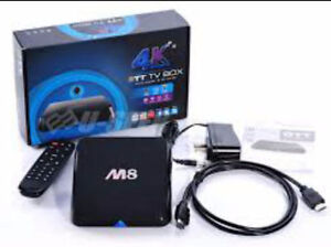 M8S Android box Christmas sale!