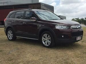 2014 Holden Captiva CG MY15 5 AWD LT Maroon 6 Speed Sports Automatic Wagon Maryborough Fraser Coast Preview