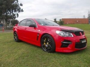 2014 Holden Special Vehicles GTS GEN-F MY15 Red 6 Speed Manual Sedan Dubbo Dubbo Area Preview