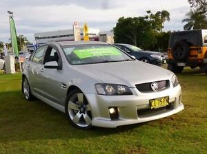 2007 Holden Commodore VE SS V Silver 6 Speed Manual Sedan West Ballina Ballina Area Preview