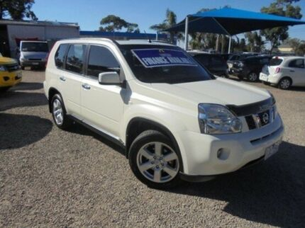 2008 Nissan X-Trail White Constant Variable Wagon Hastings Mornington Peninsula Preview