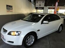 2008 Holden Commodore VE Lumina White 4 Speed Automatic Sedan Canterbury Boroondara Area Preview