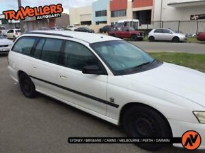 2004 COMMODORE STATION WAGON - CAMPERS DREAM Welshpool Canning Area Preview
