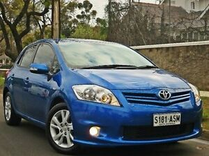 2012 Toyota Corolla ZRE152R MY11 Ascent Sport Blue 4 Speed Automatic Hatchback Thorngate Prospect Area Preview