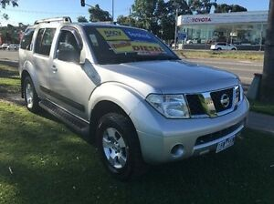 2008 Nissan Pathfinder R51 MY08 ST Silver 5 Speed Sports Automatic Wagon Ferntree Gully Knox Area Preview