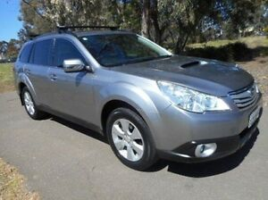 2010 Subaru Outback Grey Manual Wagon Mile End South West Torrens Area Preview