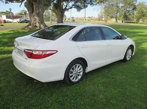 2015 Toyota Camry ASV50R Altise White 6 Speed Sports Automatic Sedan East Kempsey Kempsey Area Preview