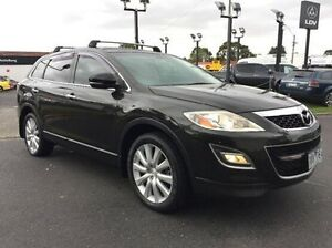 2009 Mazda CX-9 TB10A3 MY10 Luxury Black 6 Speed Sports Automatic Wagon Heidelberg Heights Banyule Area Preview