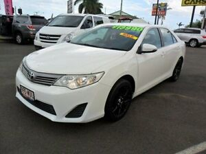 2013 Toyota Camry ASV50R Altise Diamond White 6 Speed Sports Automatic Sedan Gympie Gympie Area Preview