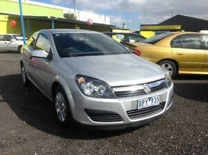 2007 Holden Astra Silver Automatic Coupe Moorabbin Kingston Area Preview