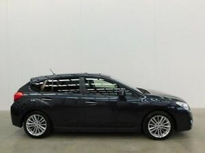2012 Subaru Impreza G4 MY13 2.0i-S Lineartronic AWD Grey 6 Speed Constant Variable Hatchback Braeside Kingston Area Preview