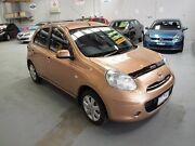 2011 Nissan Micra K13 TI Gold 4 Speed Automatic Hatchback Southbank Melbourne City Preview