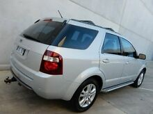 2010 Ford Territory SY Mkii TS RWD Limited Edition Silver 4 Speed Sports Automatic Wagon Braeside Kingston Area Preview