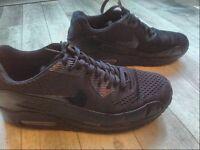 Nike air max 90s black