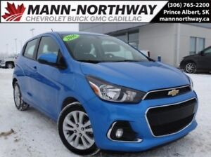 2016 Chevrolet Spark LT   Remote Start, Rear View Camera, Cruise