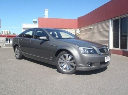 2011 Holden Caprice WM II V Alto Grey 6 Speed Auto Seq Sportshift Sedan Gladstone Gladstone City Preview