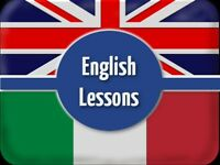 English Lessons and Tutoring for Italian and Portuguese Speakers