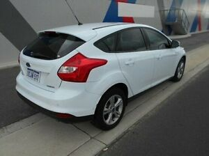 2013 Ford Focus LW MKII Trend White Sports Automatic Dual Clutch Hatchback Bunbury Bunbury Area Preview