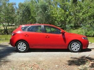 2012 Kia Cerato TD MY12 SI Red 6 Speed Sports Automatic Hatchback Christies Beach Morphett Vale Area Preview