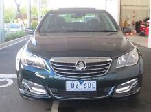 2014 Holden Calais VF MY15 V Green 6 Speed Sports Automatic Sedan Coolaroo Hume Area Preview