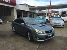 2010 Subaru Liberty  Grey Sports Automatic Sedan East Kempsey Kempsey Area Preview