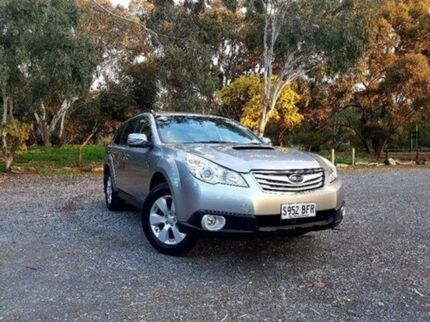 2009 Subaru Outback B5A MY10 2.0D AWD Grey 6 Speed Manual Wagon Old Reynella Morphett Vale Area Preview