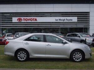 2014 Toyota Camry ASV50R Altise Silver 6 Speed Sports Automatic Sedan Rockhampton Rockhampton City Preview
