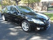 2012 Peugeot 508 Active Black 6 Speed Sports Automatic Sedan Prospect Prospect Area Preview