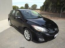 2011 Mazda 3 BL10L1 MY10 SP25 Activematic Black 5 Speed Sports Automatic Hatchback Yarrawonga Moira Area Preview
