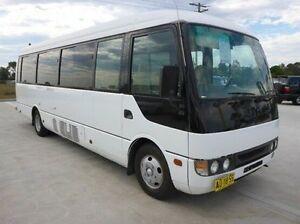 2007 Mitsubishi Rosa Bus White Bus 4x2 Singleton Singleton Area Preview