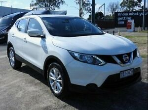 2014 Nissan Qashqai J11 ST White 1 Speed Constant Variable Wagon Wynnum Brisbane South East Preview