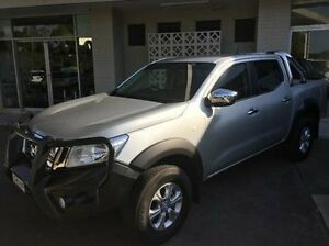 2015 Nissan Navara D23 RX Silver 7 Speed Sports Automatic Utility East Kempsey Kempsey Area Preview