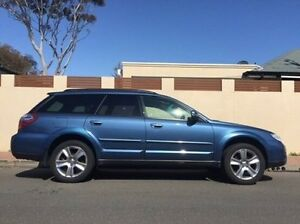 2007 Subaru Outback Premium Pack AWD Blue 4 Speed Sports Automatic Wagon Hove Holdfast Bay Preview