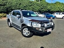 2012 Holden Colorado RG MY13 LTZ Crew Cab Silver 5 Speed Manual Utility West Mackay Mackay City Preview