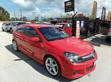 2008 Holden Astra AH MY09 SRI Turbo Red 6 Speed Manual Coupe Werribee Wyndham Area Preview