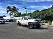 2012 Nissan Navara D22 S5 ST-R White 5 Speed Manual Utility West Mackay Mackay City Preview
