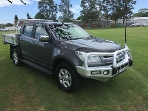 2015 Holden Colorado RG MY15 LTZ Crew Cab Grey 6 Speed Sports Automatic Utility East Kempsey Kempsey Area Preview