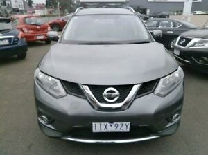 2015 Nissan X-Trail T32 ST-L X-tronic 4WD Grey 7 Speed Constant Variable Wagon Blackburn Whitehorse Area Preview