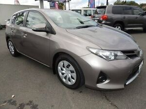 2013 Toyota Corolla ZRE182R Ascent S-CVT Bronze 7 Speed Constant Variable Hatchback Oakleigh Monash Area Preview